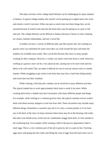 What Is A Thesis For An Essay  High School Essay Format also High School Essays Samples The Real Meaning Of Success In Life And The Choice Between  How To Write A Good English Essay