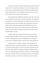 Summary of the lottery essay