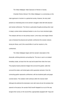 Essay About Cats  Written Persuasive Essay also Vacation Essay A Literary Analysis Of The Madness In The Yellow Wallpaper  Description Of Essay