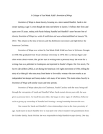 racism in the secret life of bees essays