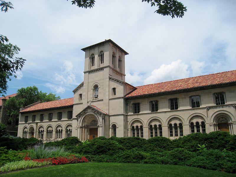 Bosworth Hall—Oberlin College, Ohio