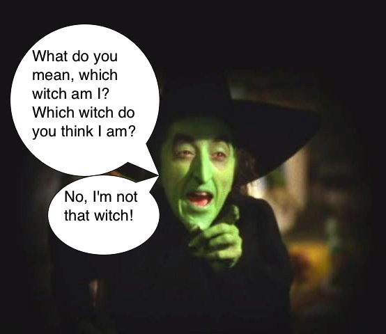 grammar rules witch which