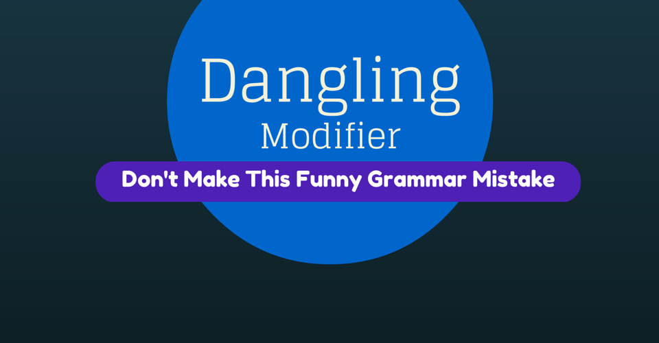 dangling grammar