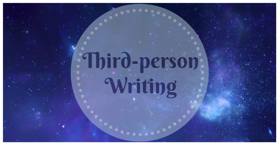 using second person essays Differences between first and third person can be written in the first person (using i and me) in the second examples.
