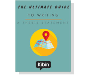 How to write your thesis faster