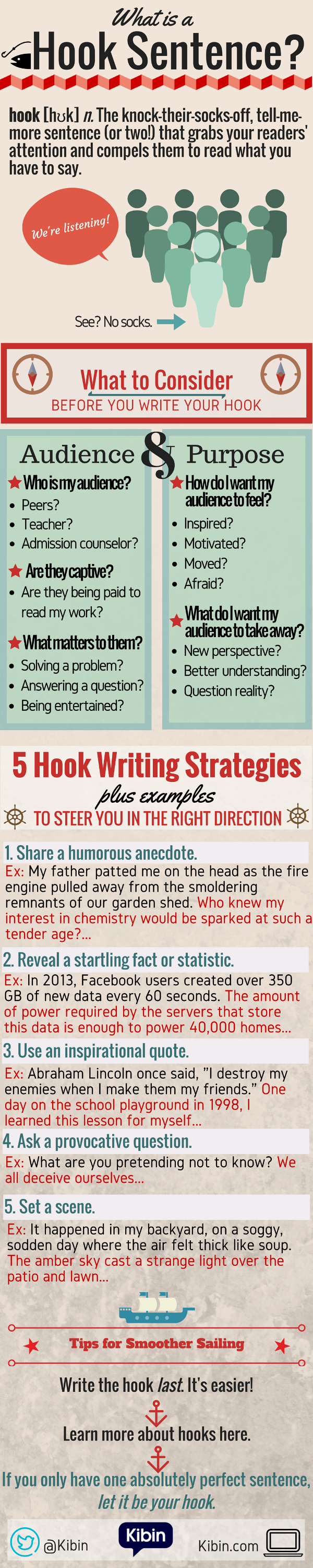 what is a hook sentence infographic essay writing what is a hook sentence