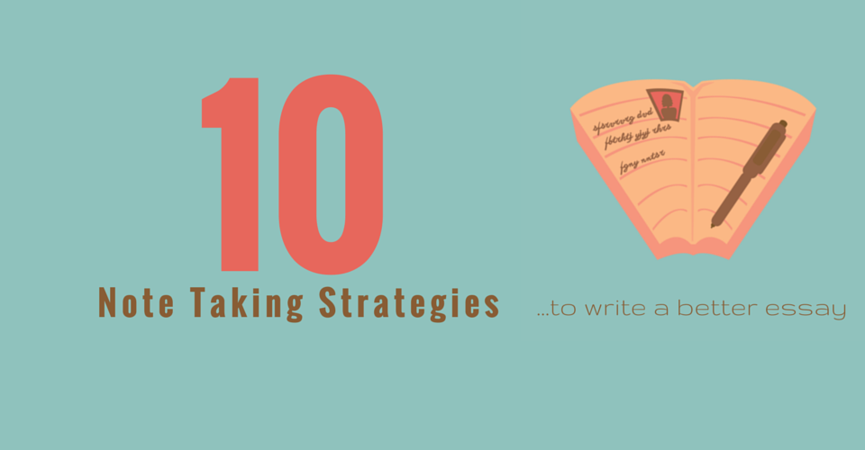 Term papers writing strategies