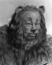 "Insomnia Cured Here (Flickr.com) Bert Lahr as the Cowardly Lion, ""The Wizard of Oz"", 1939"