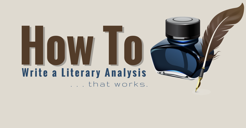 How to write a analytical paper