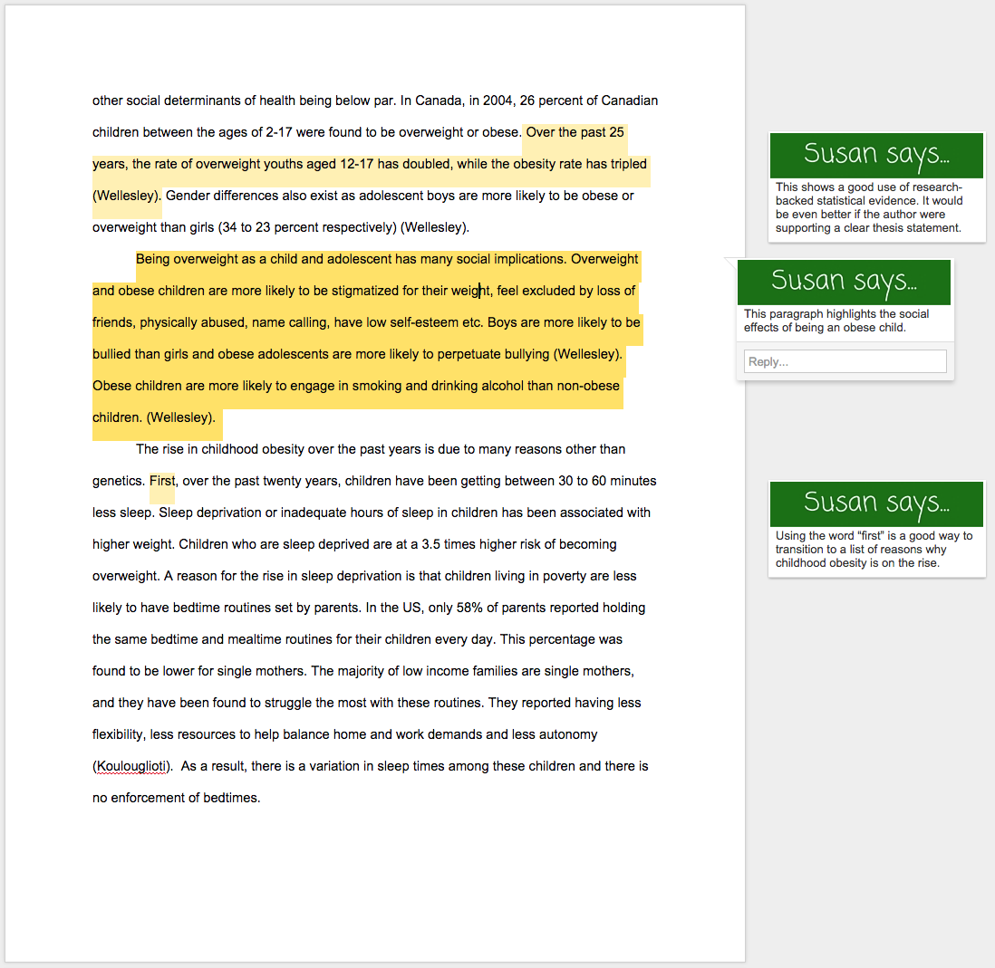 using transitions in cause and effect essays