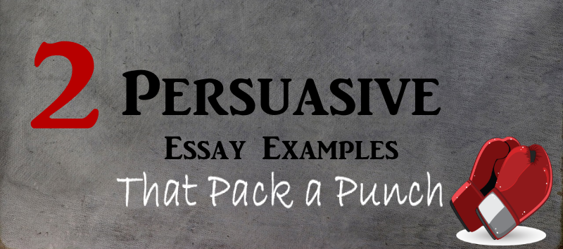 persuasive writing examples