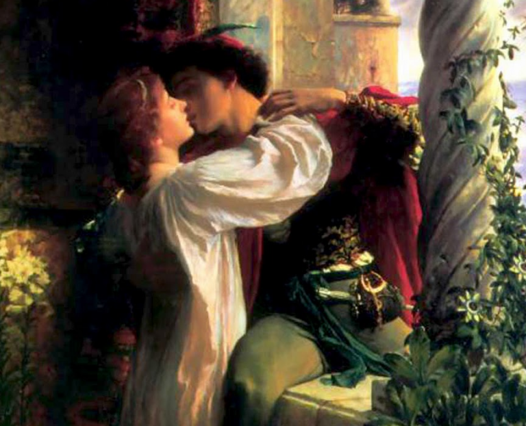 the theme of blind love in romeo and juliet by william shakespeare