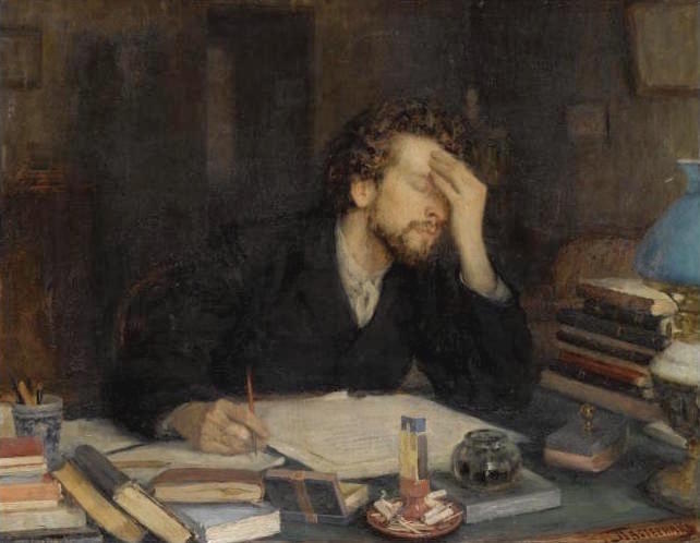 What are some badass authors to write a research paper on?