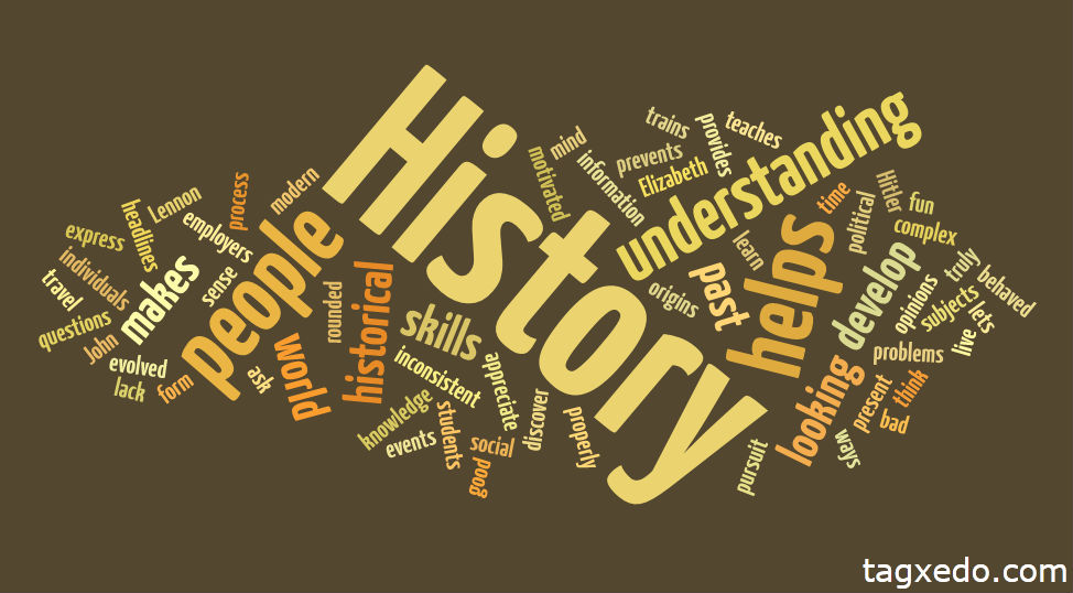 how do you write a essay on what is history How to write a history essay 3 understanding has changed it is very likely that as you go on with your reading and writing, your understanding of the question and its ramifications will be enriched.