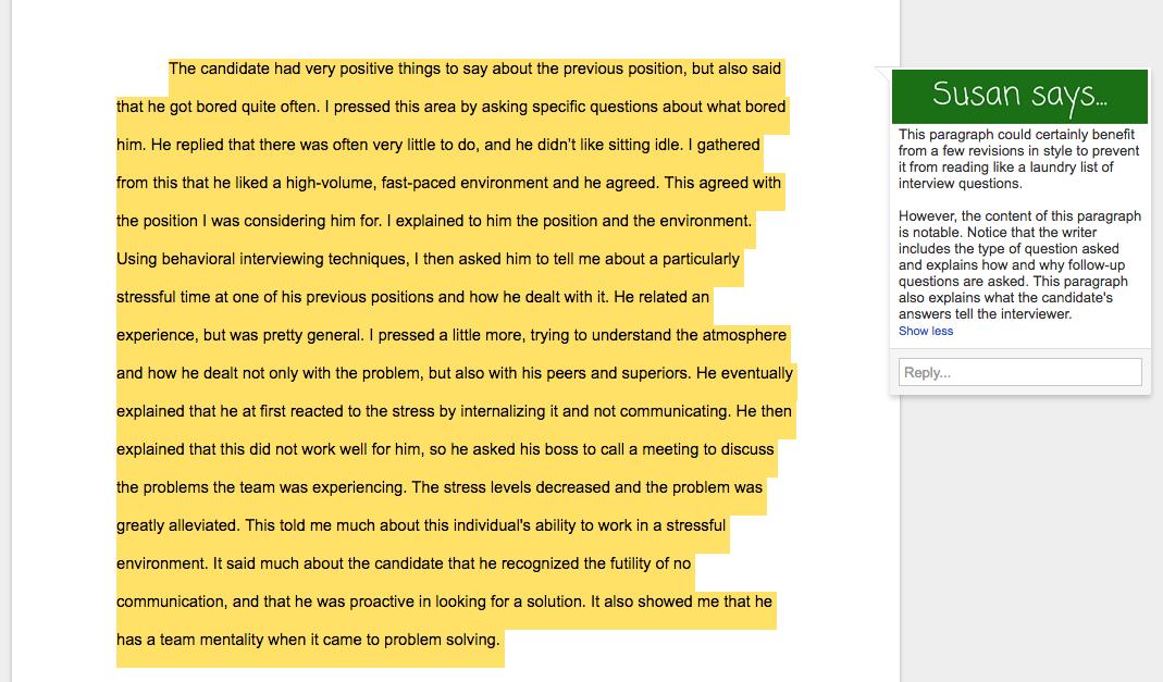 explanatory essay examples
