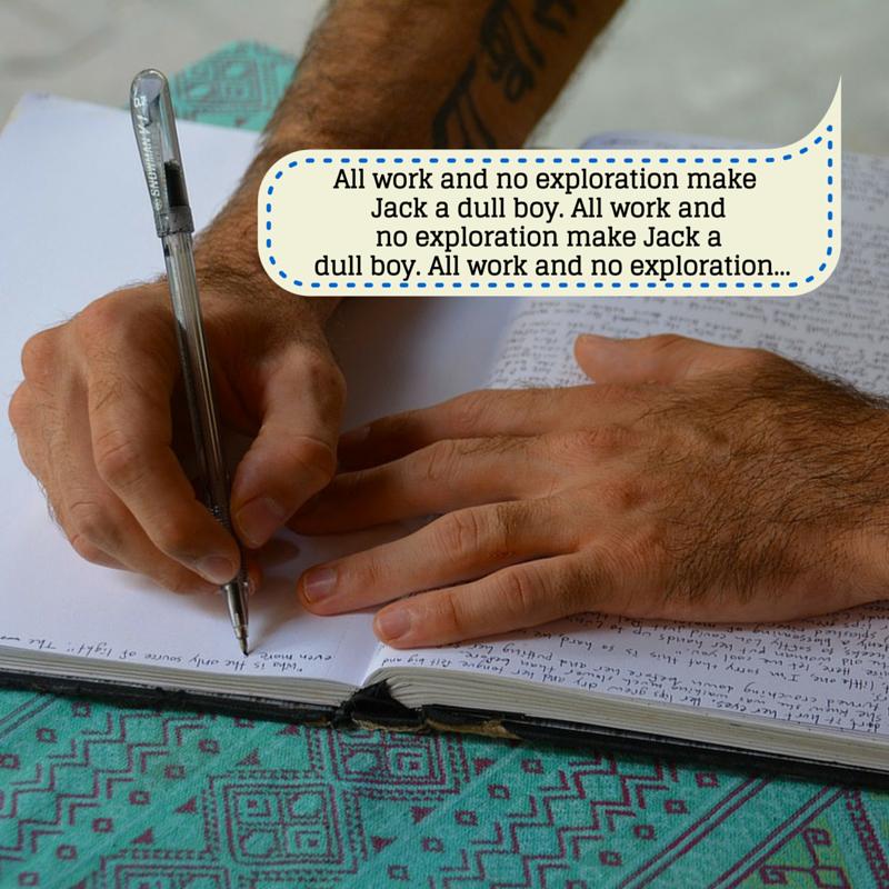 how to write an exploratory essay