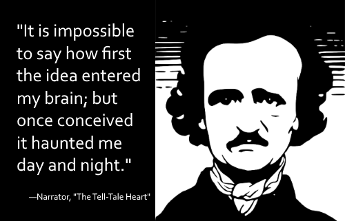 the tell tale heart essay introduction Analysis of the narrator in the tell tale heart essay - sanity of the narrator in the tell tale heart by tale heart literature: an introduction.