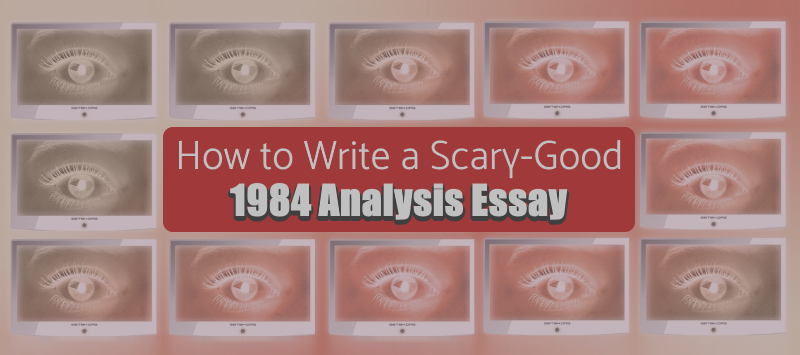 1984 theme analysis essay Need help on themes in george orwell's 1984 check out our thorough thematic analysis from the creators of sparknotes.