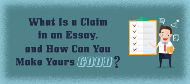 Who can make an essay?