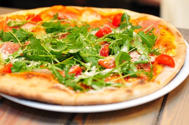 whole grain veggie pizza